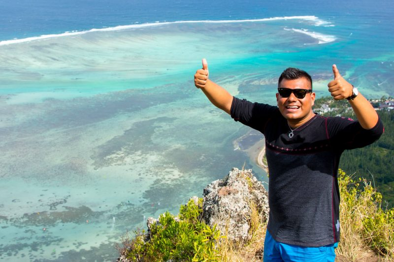 How to Hike Le Morne Brabant in Mauritius