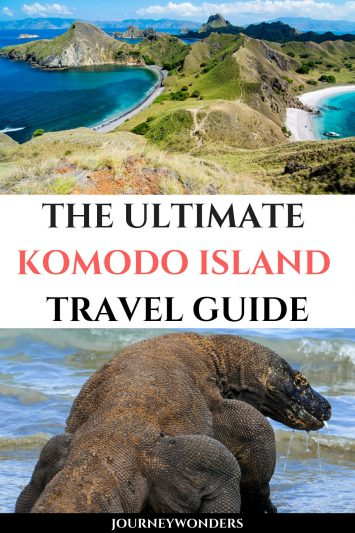 The Ultimate Komodo Island Travel Guide Indonesia Flores Asia Travel