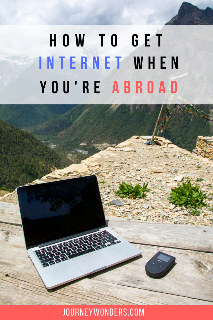 Do you hate slow and unreliable Wi-Fi? Here's the best solution to all of your connectivity problems during your travels via @journeywonders