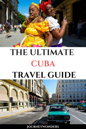 The Ultimate Cuba Travel Guide North America Travel