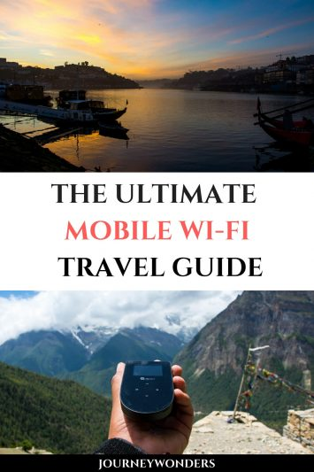 The Ultimate Mobile Wi-Fi Travel Guide