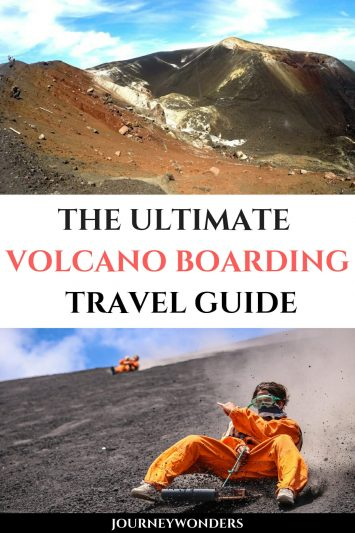 The Ultimate Volcano Boarding Travel Guide Nicaragua Central America