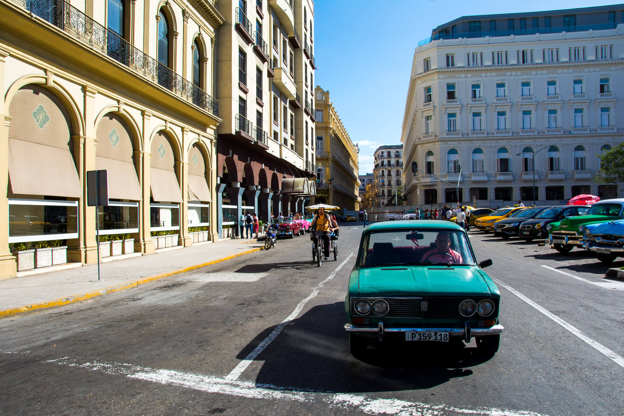 The classic car charm of Havana, Cuba