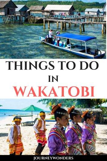 Things to do in Wakatobi, Indonesia Asia Travel