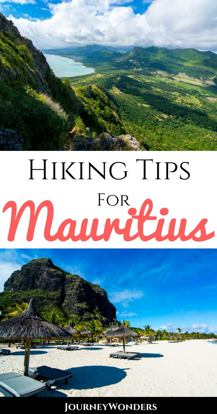 Le Morne Brabant is Mauritius' most emblematic mountains and one of the best places to visit in Mauritius. Here's all you need to know to hike this UNESCO Heritage Site!!! #Mauritius #Hiking #Beach #Africa #LeMorne