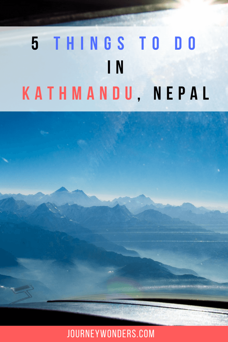 Interested in seeing more of Nepal? Here's some of the best day trips from Kathmandu to keep you busy including Bhaktapur, Mount Everest Flight, Food Walking Tours in Kathmandu, Monkey Temple and more my wonder friends!