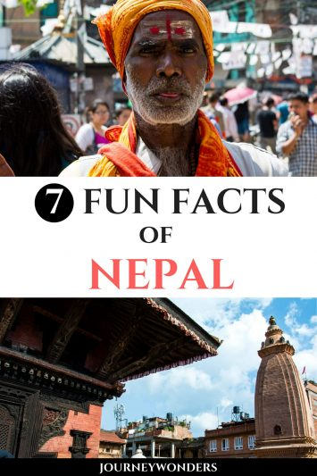 7 Fun Facts of Nepal