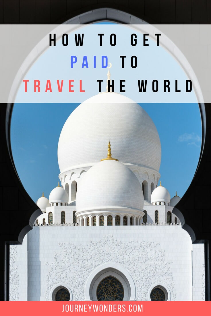 Get Paid To Travel The World? All About Sponsored Travel