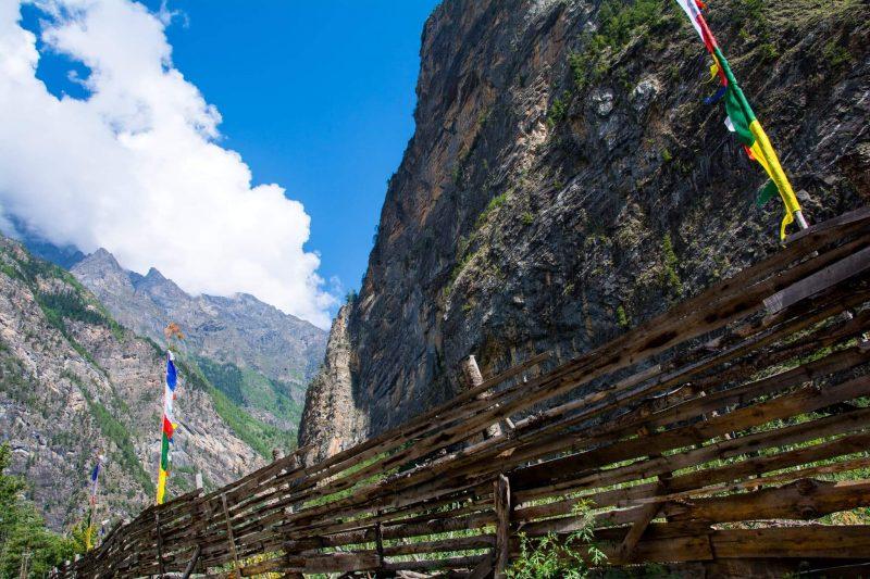 The Annapurna Circuit Trek of Nepal