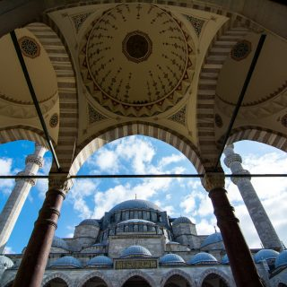 The Beautiful Mosques of Istanbul
