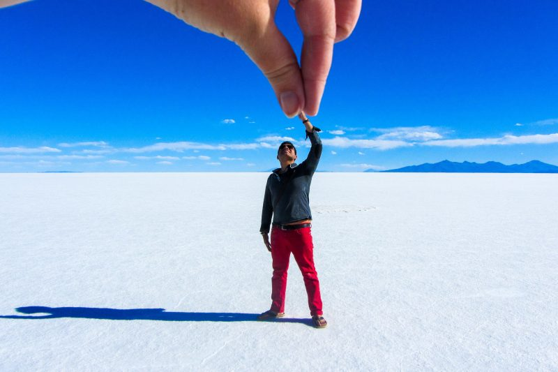 Salar de Uyuni Photography Tips