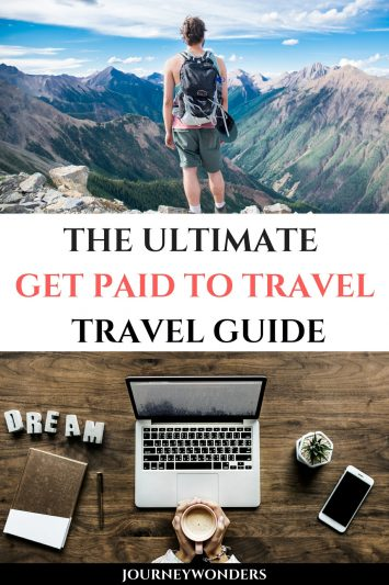 How to Get Paid to Travel the World: The Ultimate Secret