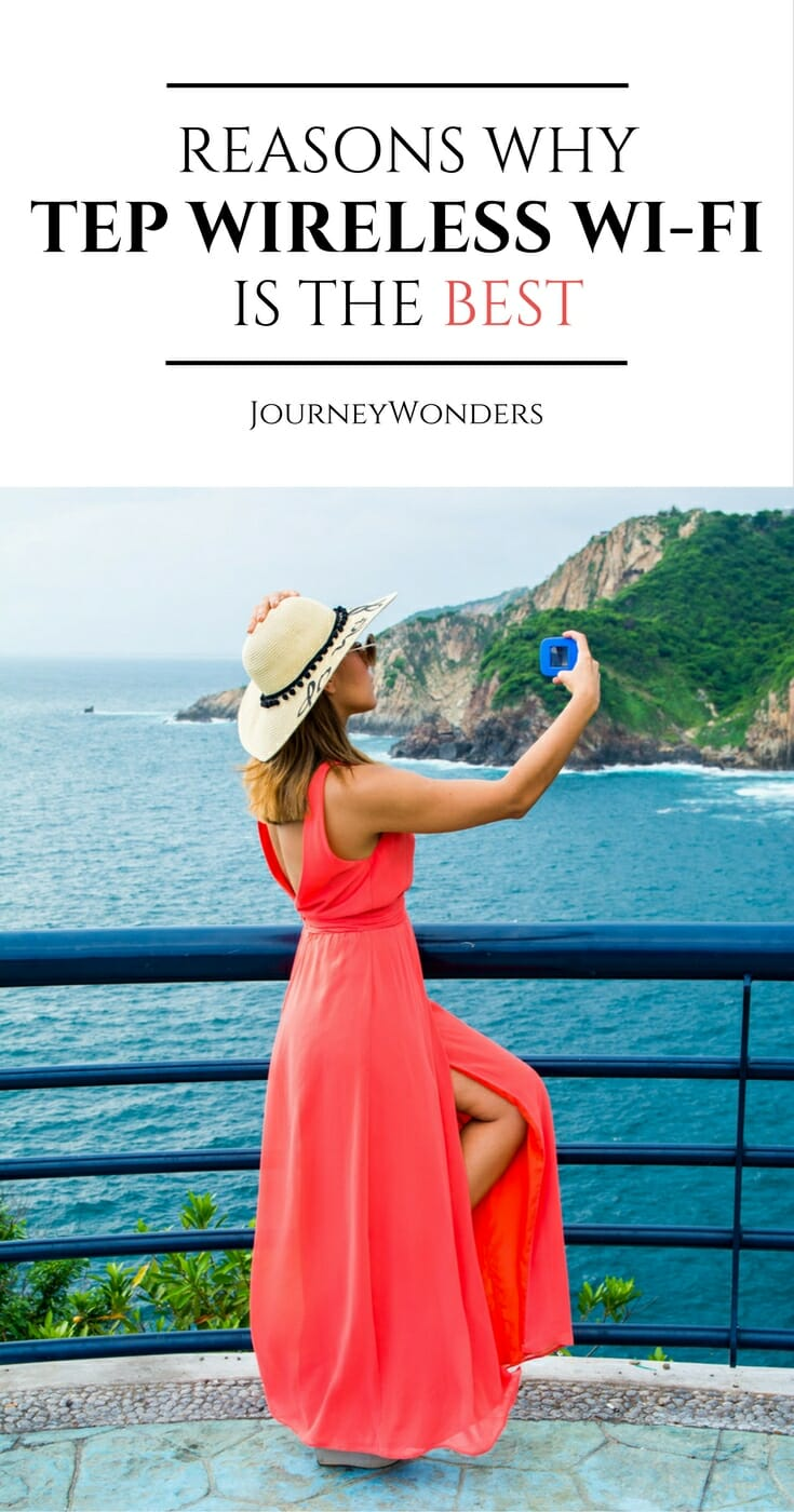 Want to make your travel life easier? Check out the new Tep Wireless device and make cheap text and phone calls abroad via @journeywonders