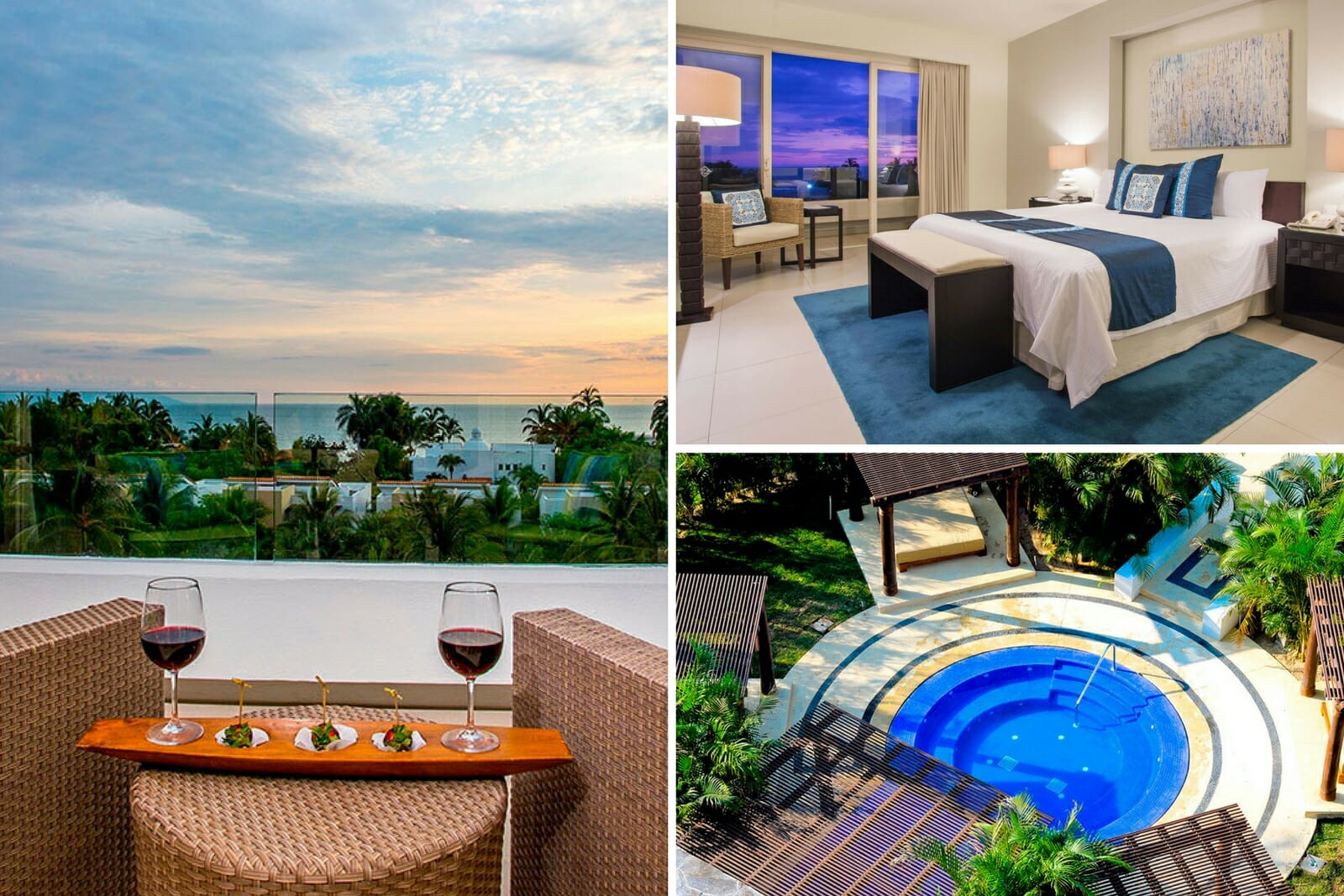 Marival Residences, a wonderful hotel in Vallarta