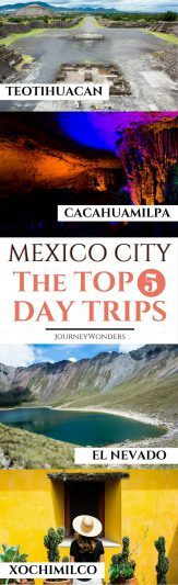 Best Day Trips Mexico City