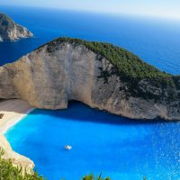 One of Greece's many off the beaten path islands