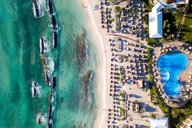 Bahia Principe Resort in the Riviera Maya