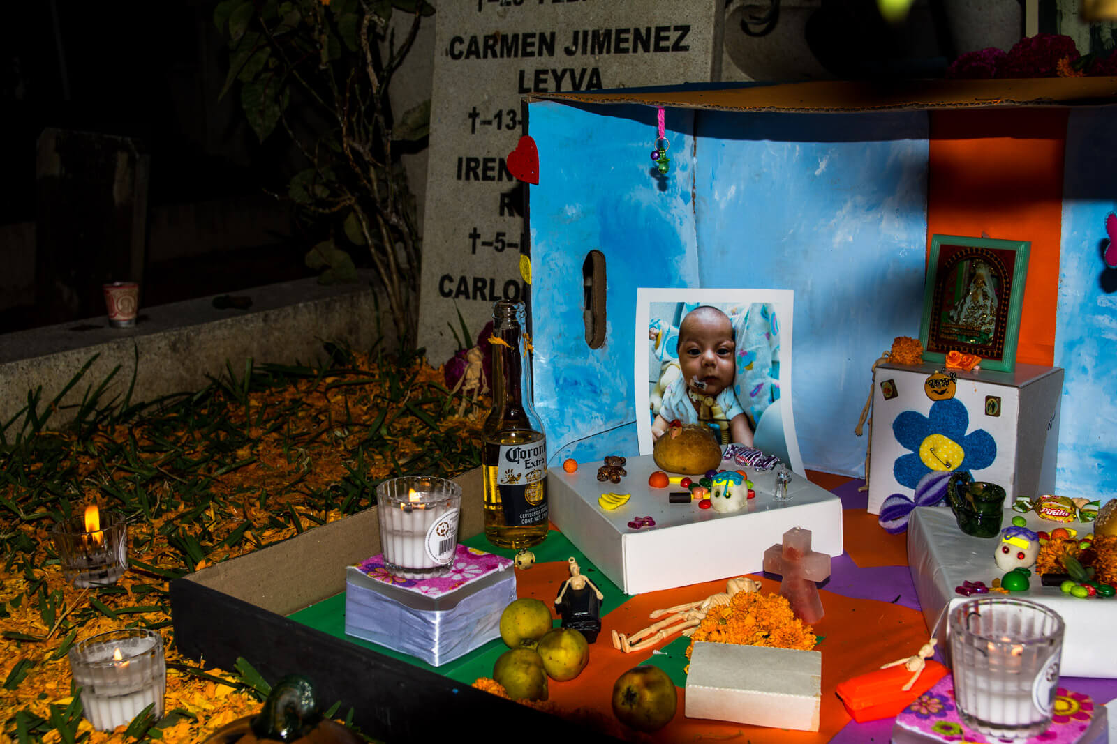 Day of the Dead, a tribute to the loved ones