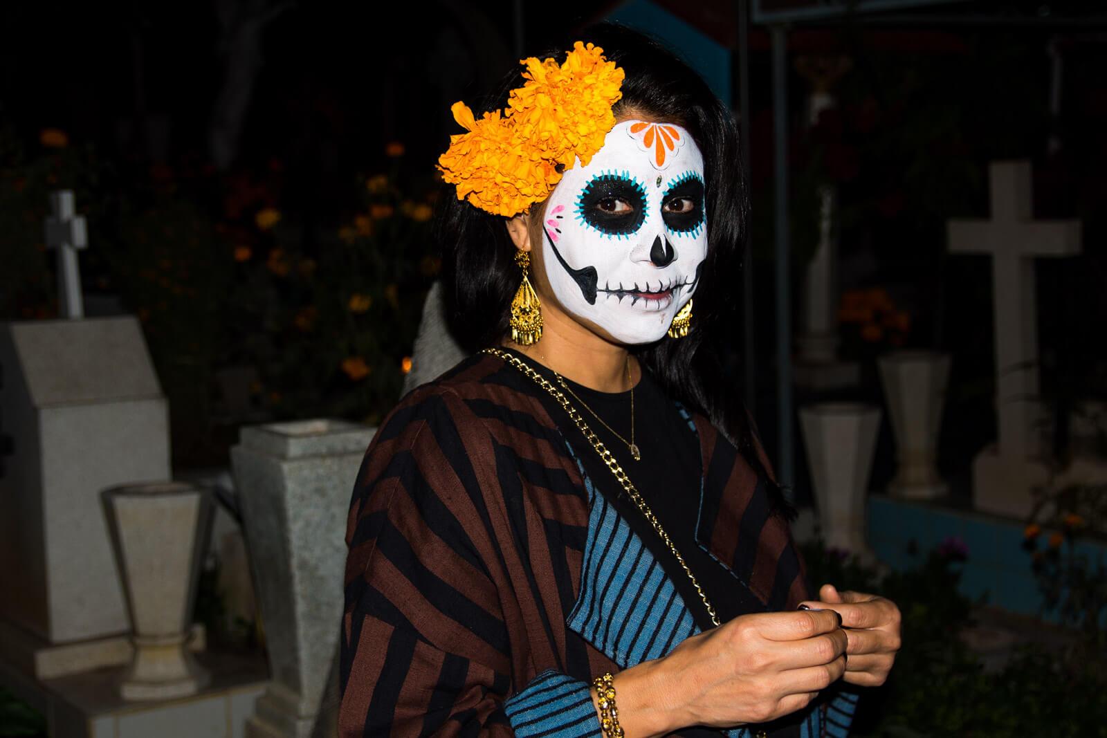 Dia de Muertos in Oaxaca, a cultural celebration