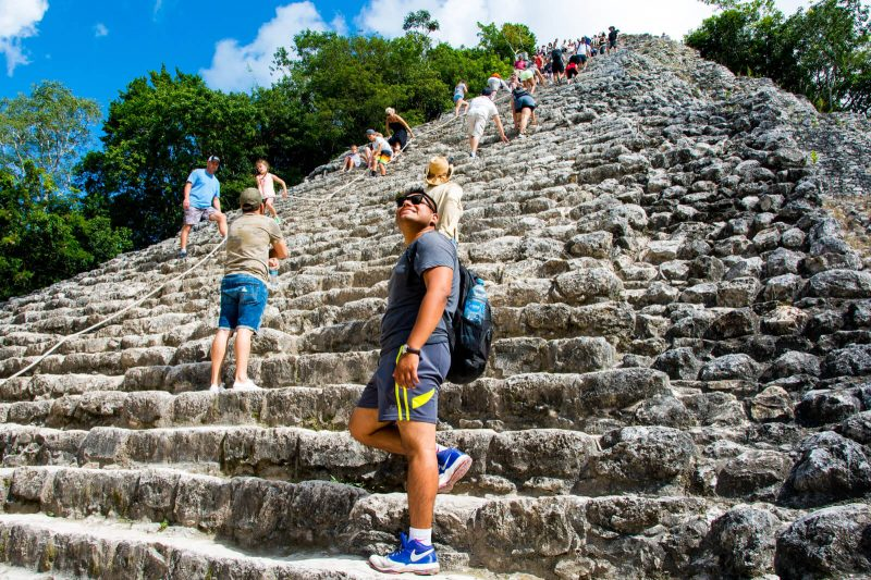 The Mayan Ruins of Coba. Things to do and see in the Riviera Maya