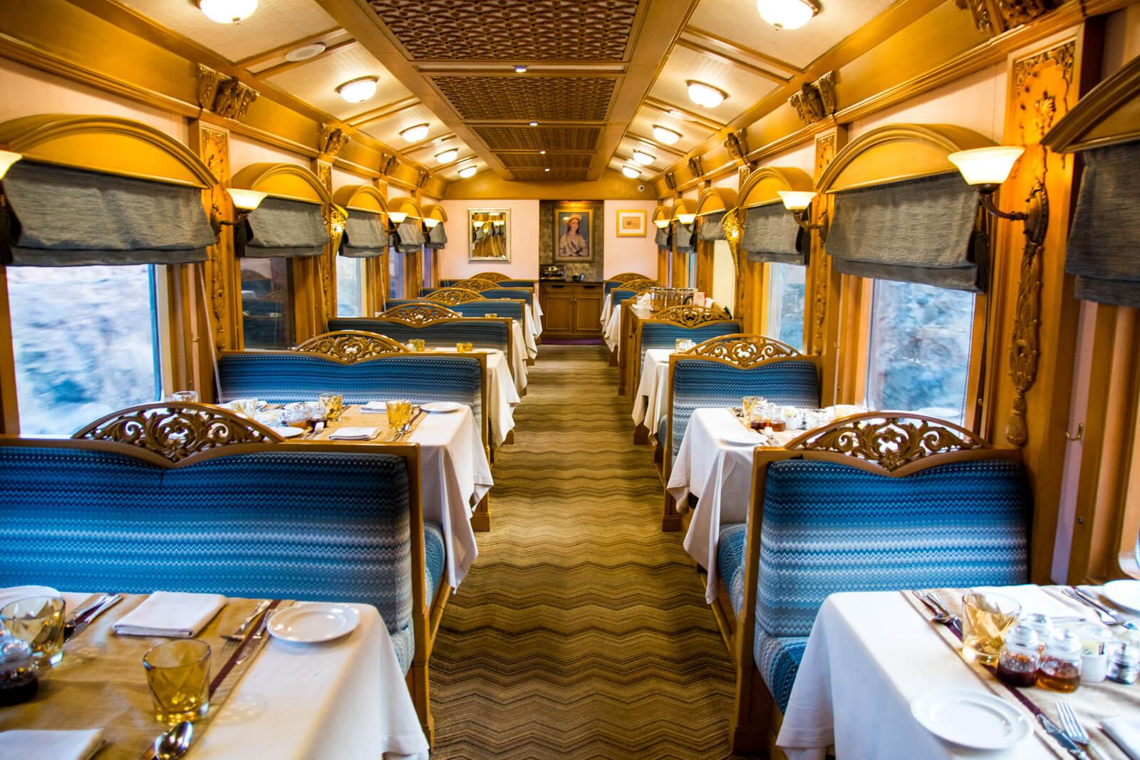 Deccan Odyssey Luxury Train