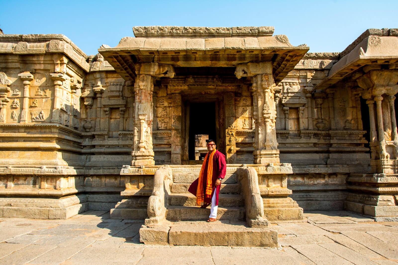 Best Places to Visit in Hampi, Karnataka