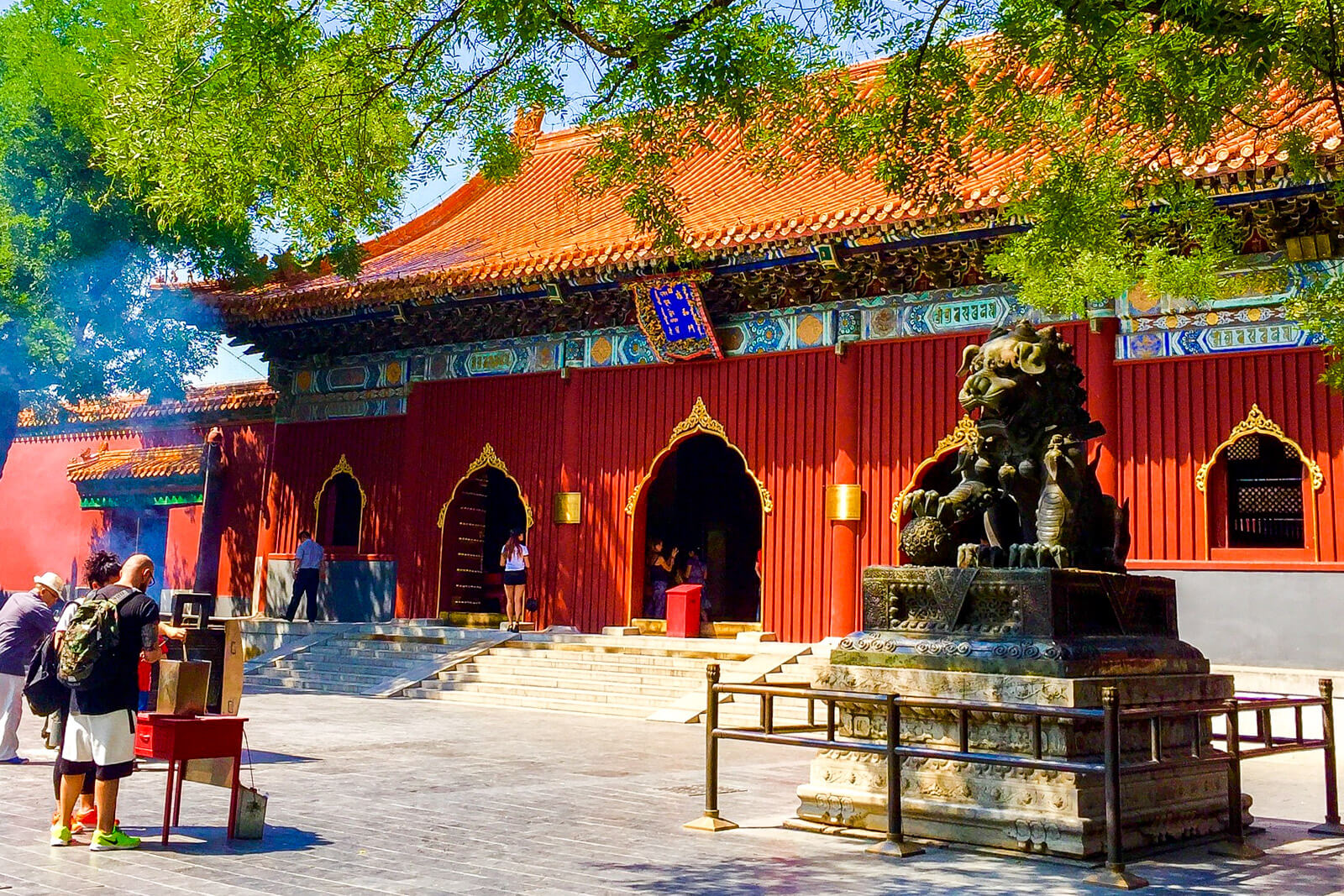 72 Hours in Beijing Itinerary