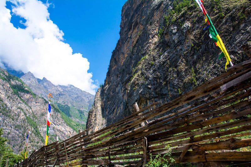 Feeling the Tibetean Spirituality in the Annapurna Circuit Trek