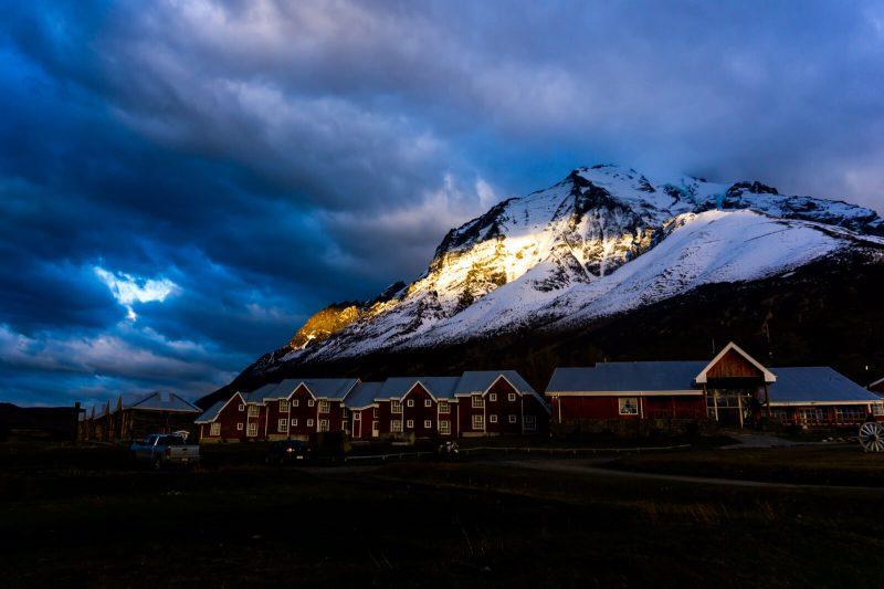Las Torres Hotel in Torres del Paine
