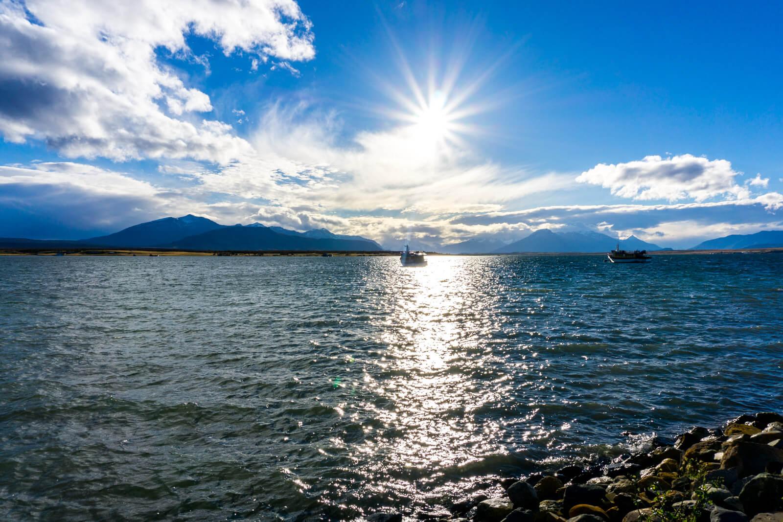 Puerto Natales, the start of the Torres del Paine W Trek