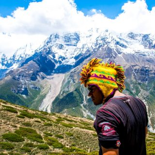 The Man of Wonders at the Annapurna Circuit Trek