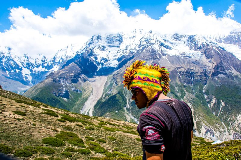The Man of Wonders at the Annapurna Circuit Trek