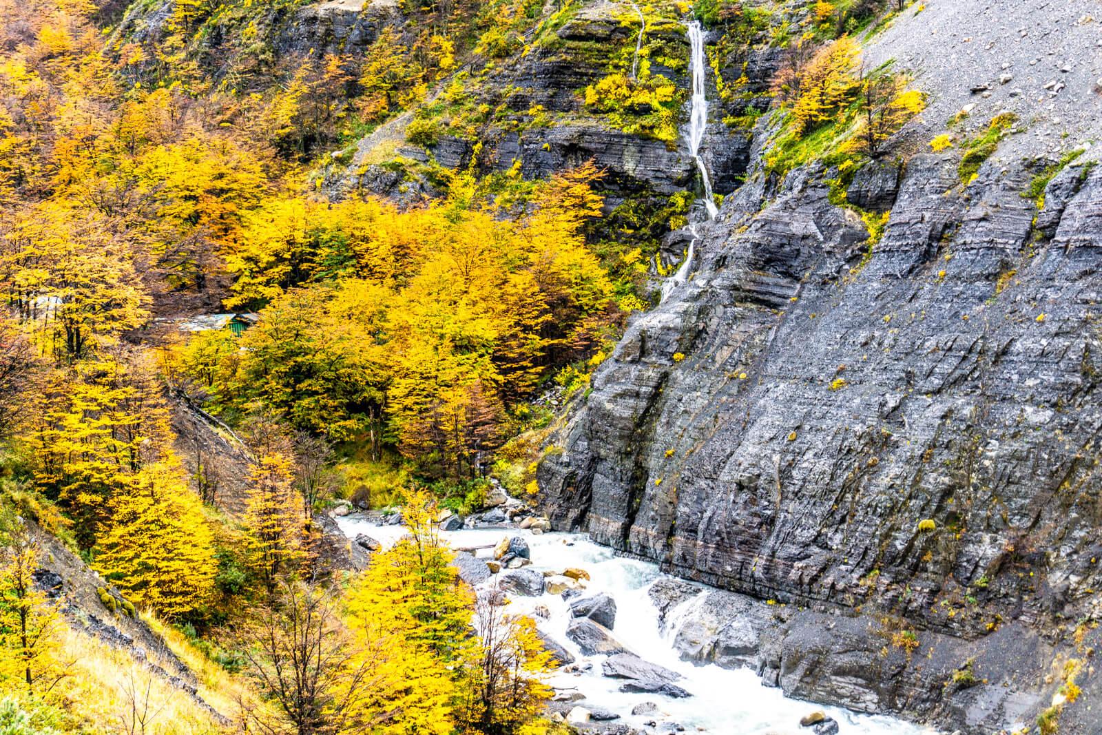Torres del Paine W Trek during Autumn, an unforgettable experience
