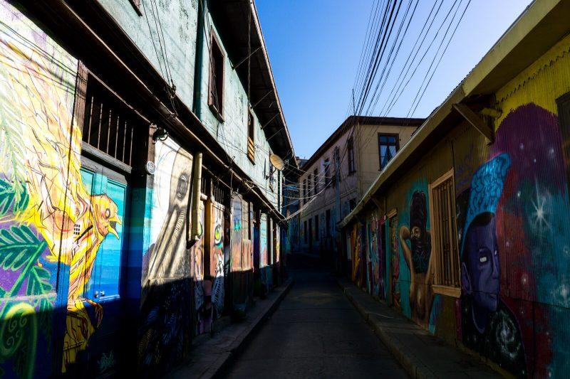 The best things to see and in Valparaiso, Chile