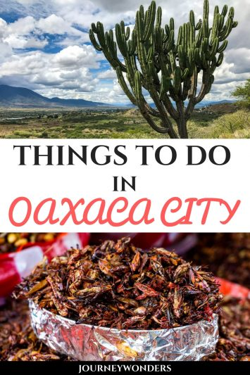 Things to Do in Oaxaca City, Mexico #Oaxaca #DiadeMuertos #Oaxaca