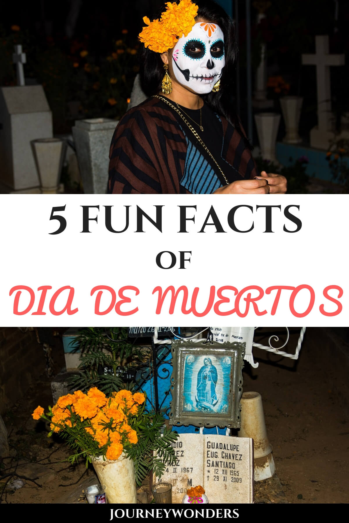 Things You Did Not Know About Dia de Muertos Mexico Oaxaca Travel