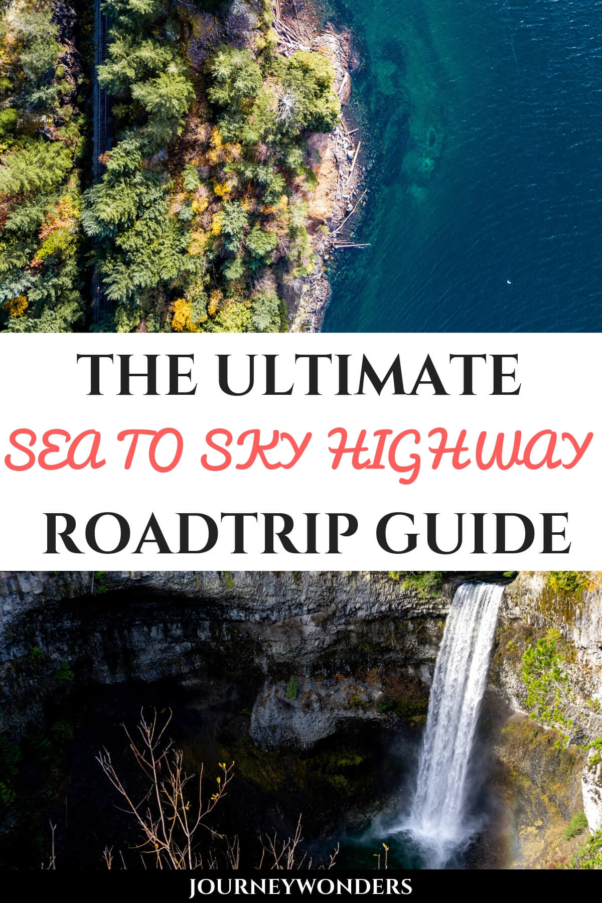 The Ultimate Sea to Sky Highway during Winter Roadtrip Guide