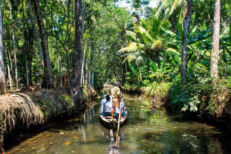 The Backwaters of Kerala on a Budget