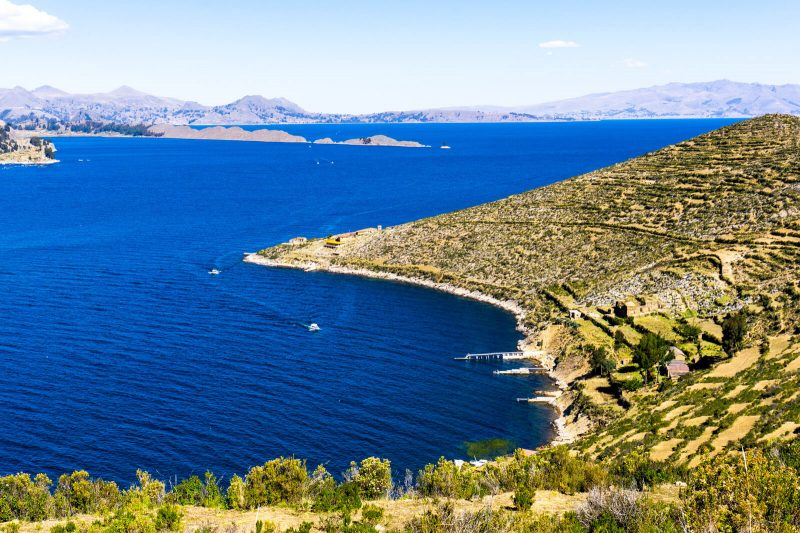 Isla del Sol, Jewel of the Titicaca Lake
