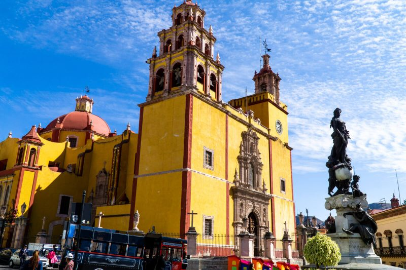 Things to Do and See in Guanajuato