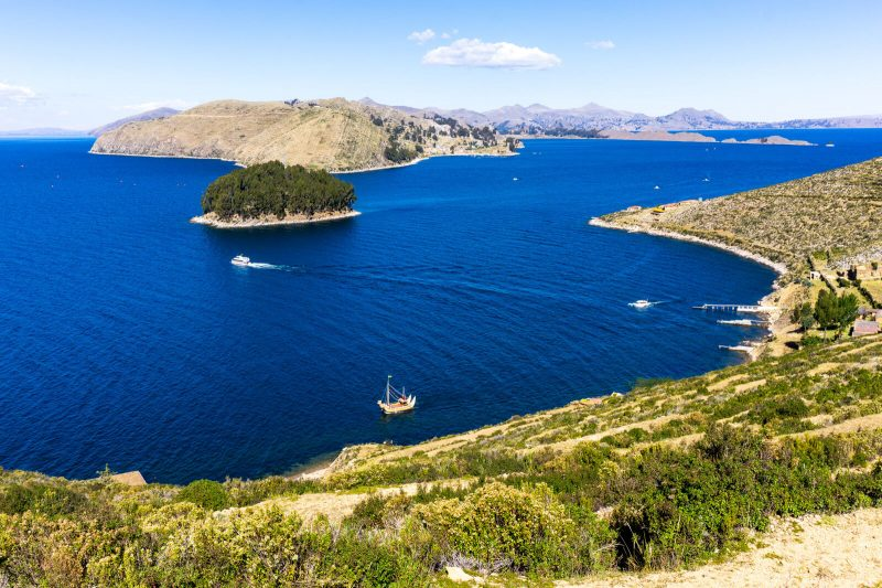 The magical beauty of Isla del Sol, Bolivia