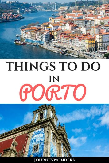 Things to Do and See in Porto #Porto #Portugal #Europe #EuropeTravel