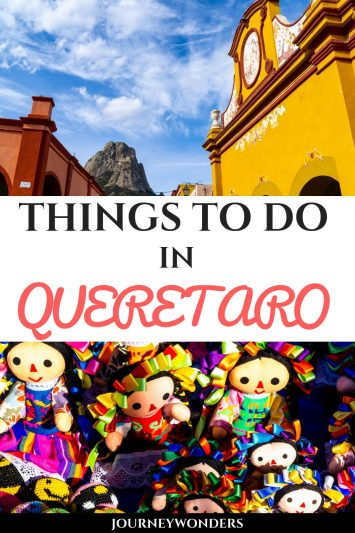 Things to Do and See in Queretaro City (1)