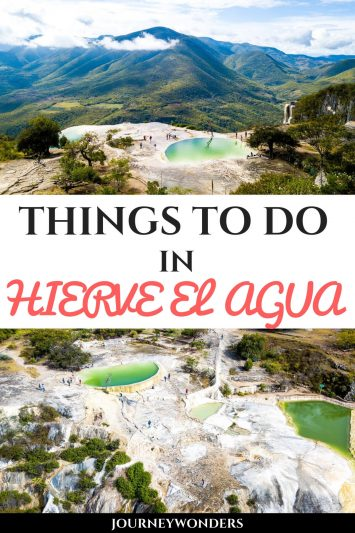 Things to do in Hierve el Agua #Oaxaca #HierveElAgua #Mexico #LatinAmericaTravel #MexicoTravel