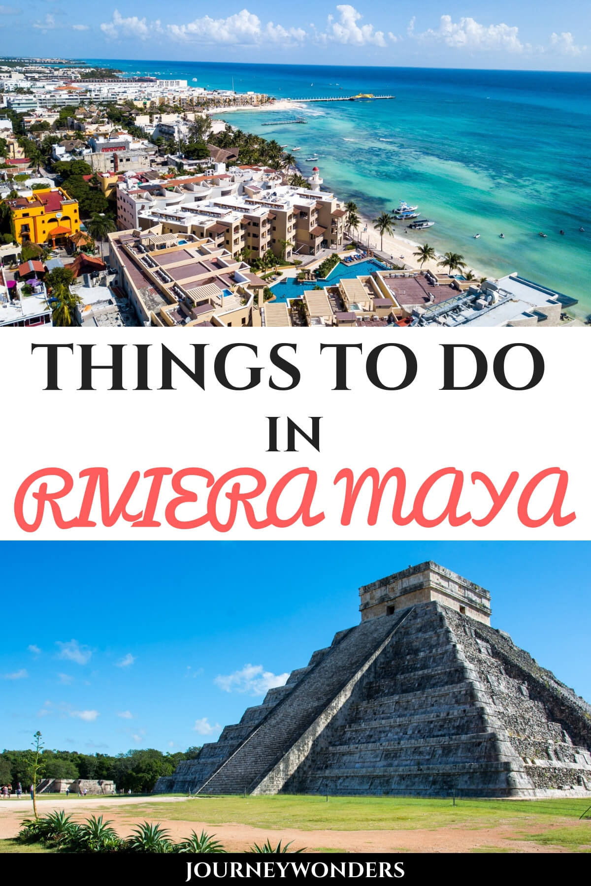 Things to do in #RivieraMaya #Mexico #Cancun #Tulum #PlayadelCarmen #Cenotes #ChichenItza