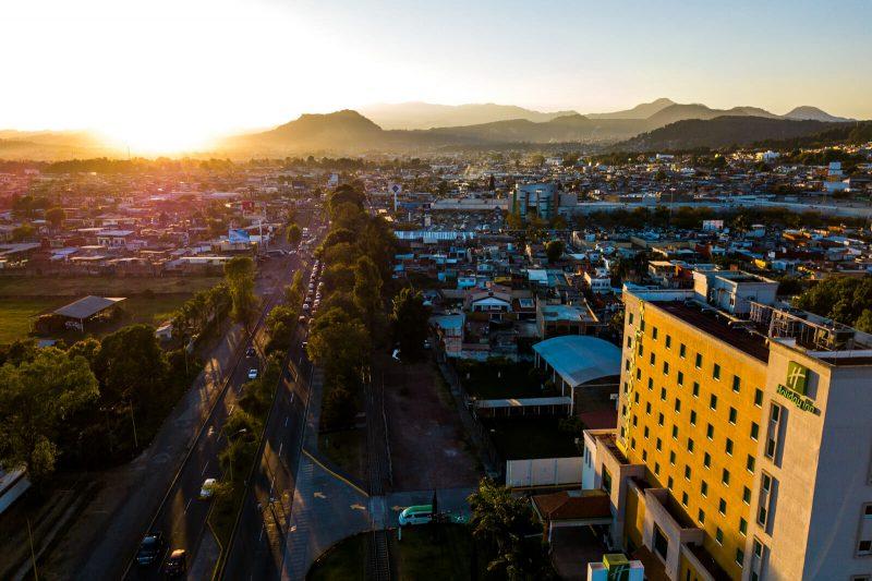 Holiday Inn at Uruapan, Mexico