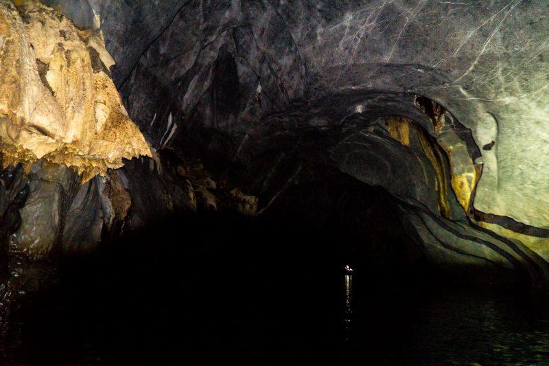 The Puerto Princesa Underground River