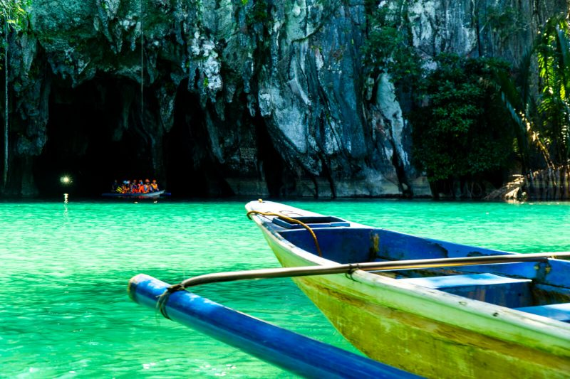 The Puerto Princesa Underground River