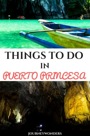 Things to Do and See in Puerto Princesa