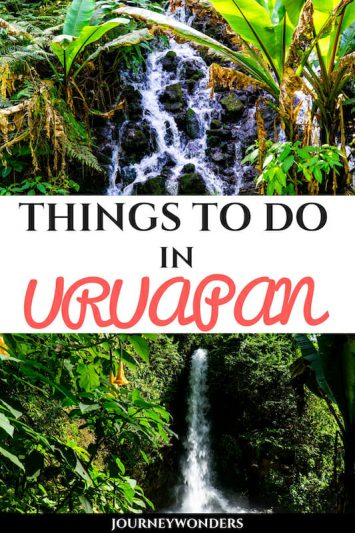 Things to do in the Uruapan National Park in Michoacan